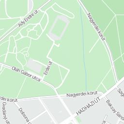 utcakereső mobile Debrecen Sebes utca térkép